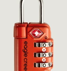 Eagle Creek EAGLE CREEK TRAVEL SAFE TSA LOCK (FLAME ORANGE)