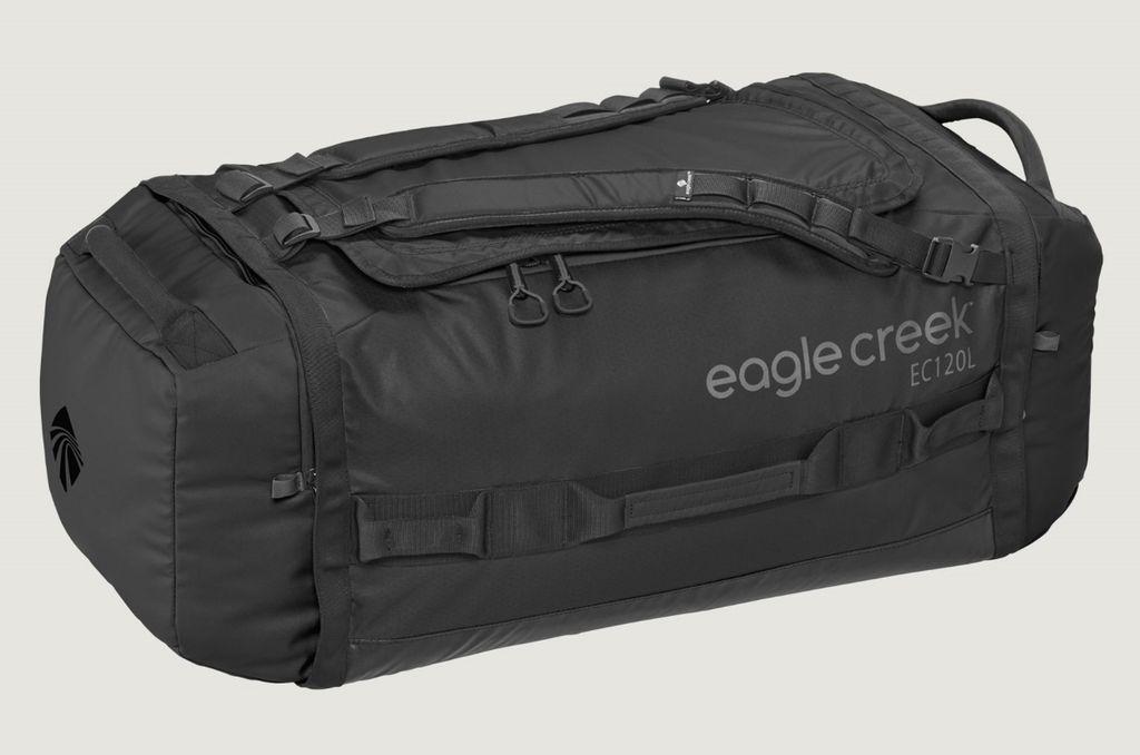 Eagle Creek EAGLE CREEK CARGO HAULER ROLLING DUFF 120L (BLACK)