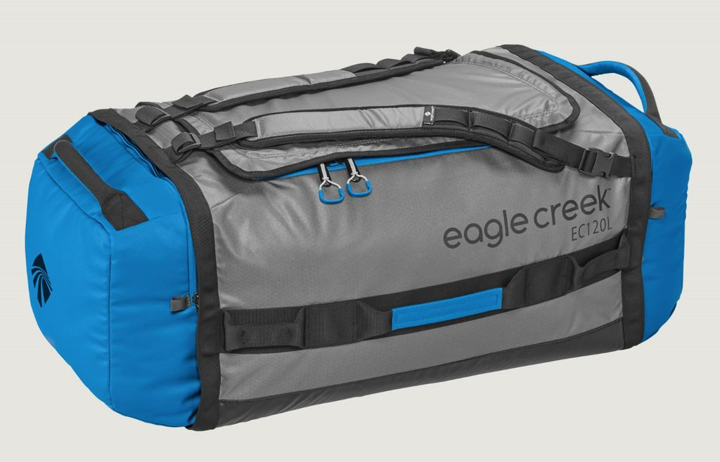 Eagle Creek EAGLE CREEK CARGO HAULER ROLLING DUF 120L(BLU/GRY)