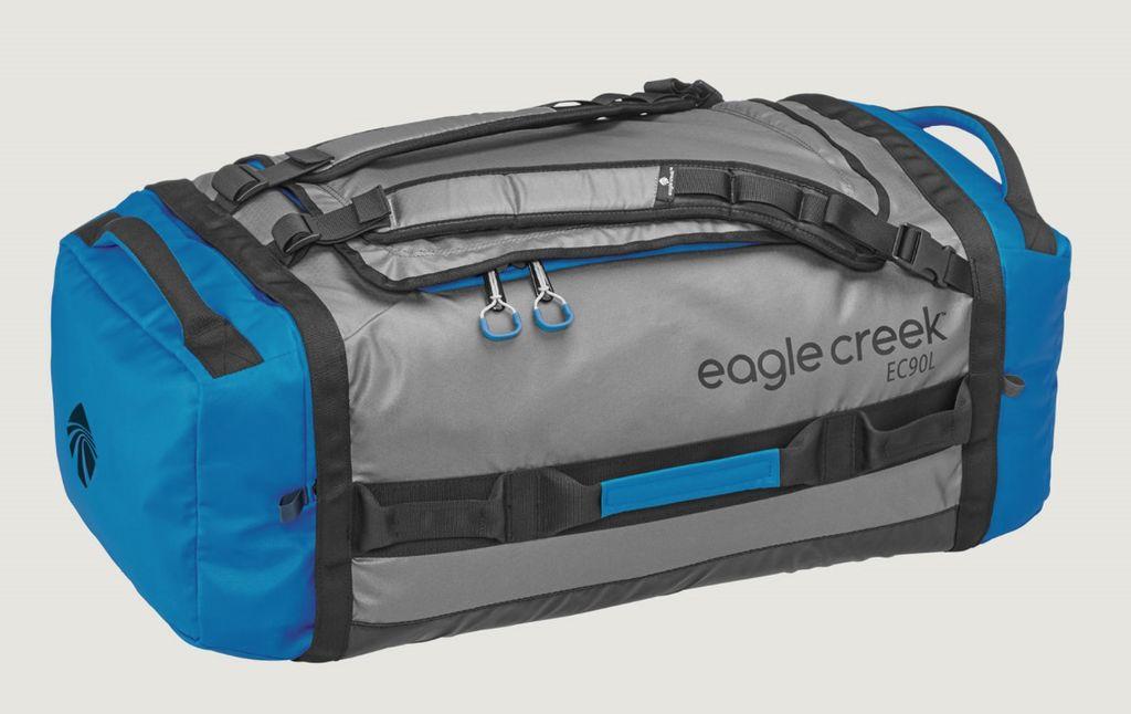 Eagle Creek EAGLE CREEK CARGO HAULER ROLLING DUF 90L (BLU/GRY)