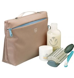 Eagle Creek Design Go WASH BAG (BEIGE)