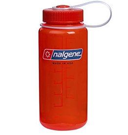 Nalgene Nalgene 32oz Wide Mouth, Safety Orange