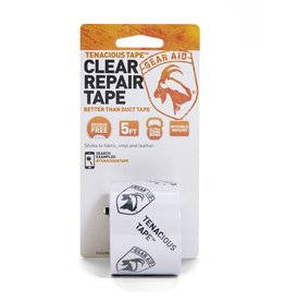 McNett Mcnett Tenacious Tape-Repair Tape, Clear, English
