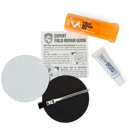 McNett Mcnett Seam Grip Repair Kit-2 Clear Patch, 7g, English