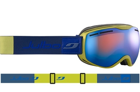 Julbo Julbo Ski Excel Series ISON XCL CAT 3 L, Green Blue Orange