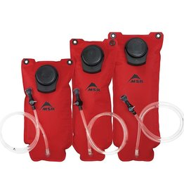 MSR MSR 2.5L Hydromedary Bag, Red