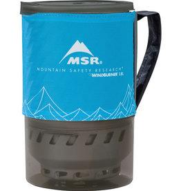 MSR MSR WindBurner 1.8L Pot, Blue