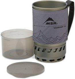 MSR MSR WindBurner 1.0L Pot, Gray