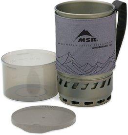 MSR MSR WindBoiler 1.0L Pot, Gray,