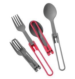 MSR MSR Utensil Set, 4pc, SpoonsForks