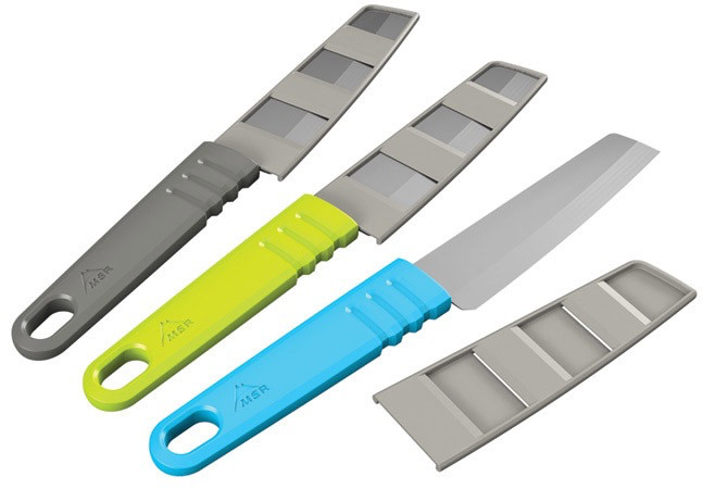 MSR MSR Alpine Kitchen Knife, Grey V2