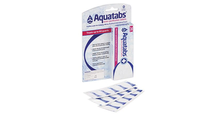 MSR MSR Aquatabs