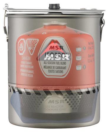 MSR MSR Reactor 1.7L Stovesystem, 3Lang
