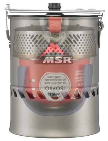 MSR MSR Reactor 1.0L Stovesystem, 3Lang