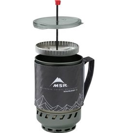 MSR MSR Coffee Press, WindBurner 1.0L