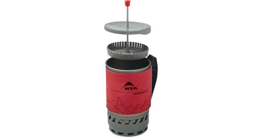 MSR MSR Coffee Press, WindBurner 1.8L