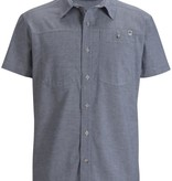 Black Diamond Black Diamond M Ss Chambray Modernist Shirt