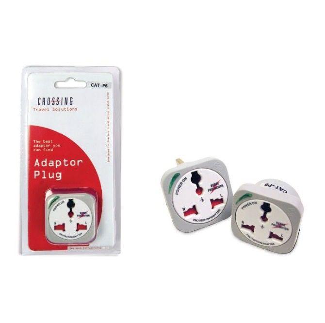 Crossing Crossing Adaptor Plug - Europe