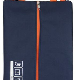 Eagle Creek CROSSING GARMENT BAG (NAVY W/ORANGE TRIM)