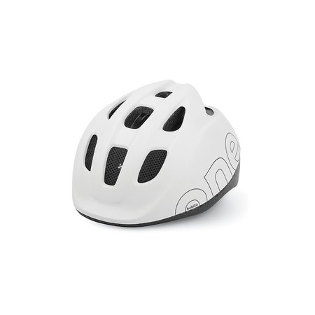 Bobike Kinderhelm ONE snow white s
