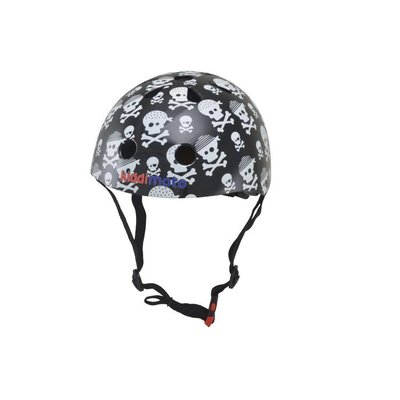 Kiddimoto Kinderhelm Skullz Medium