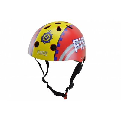 Kiddimoto Kinderhelm Fire Medium
