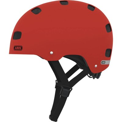ABUS Kinderhelm Scraper Kid v.2 Red Matt S