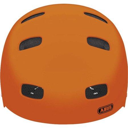 ABUS Kinderhelm Scraper Kid v.2 Signal Orange S