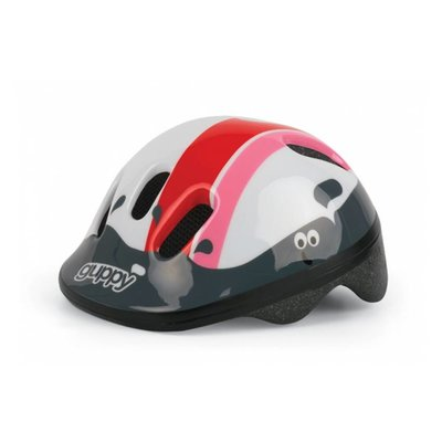 Polisport Babyhelm Little Guppy White/Pink