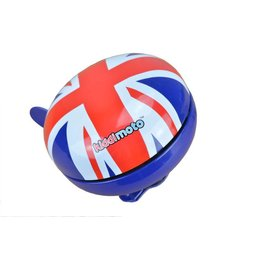Kiddimoto Kinderfietsbel Ding Dong Small Union Jack