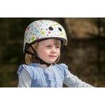 Meisjes fietshelm in alle maten en ontwerpen en altijd veilig