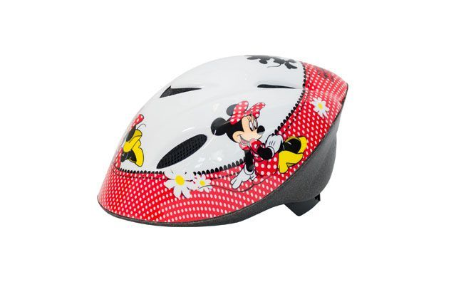 Kinderhelm Minnie Mouse