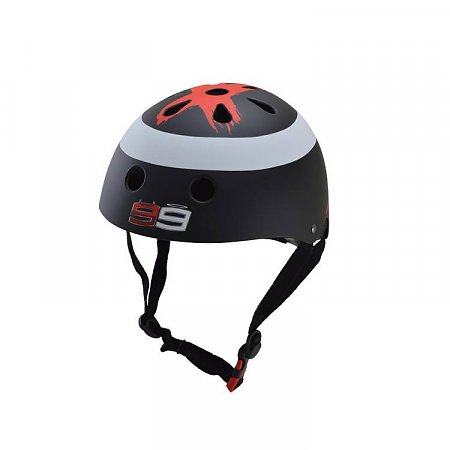 Kiddimoto Kinderhelm Hero Lorenzo Medium