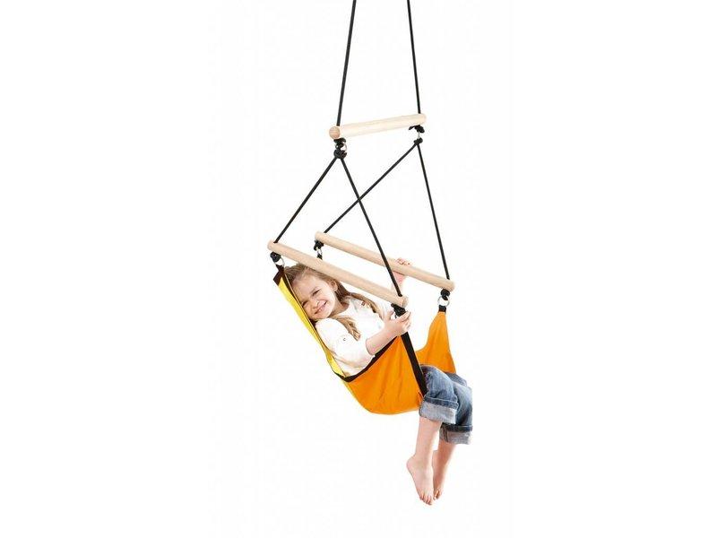 Amazonas Kinderhangstoel 'Kid's Swinger' Yellow