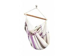 Hangstoel Eenpersoons Caribeña Purple