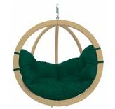 Amazonas Hangstoel Eenpersoons 'Globo' Weatherproof Green