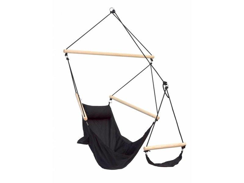 Hangstoel Eenpersoons 'Swinger' Black