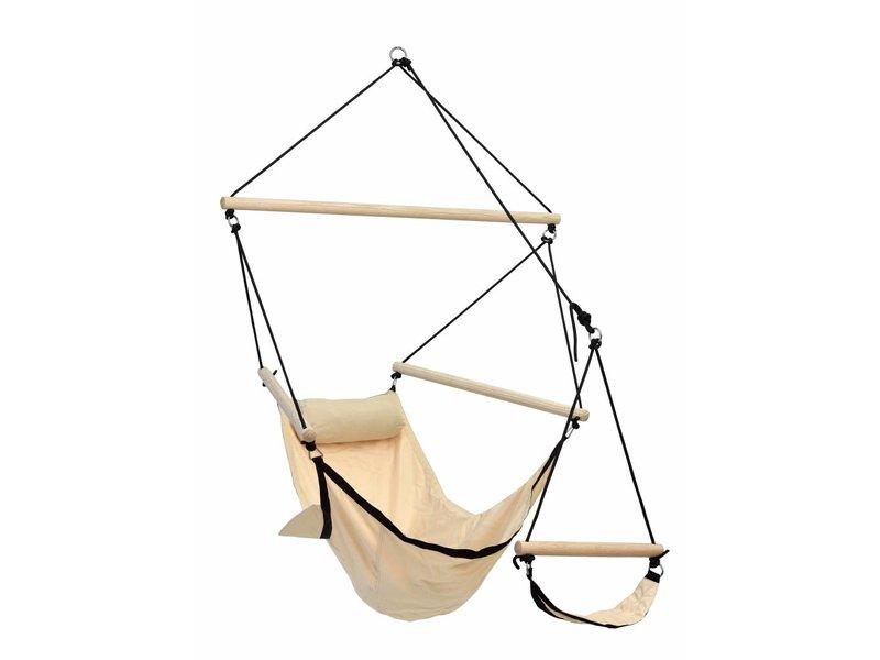 Hangstoel Eenpersoons 'Swinger' Sand