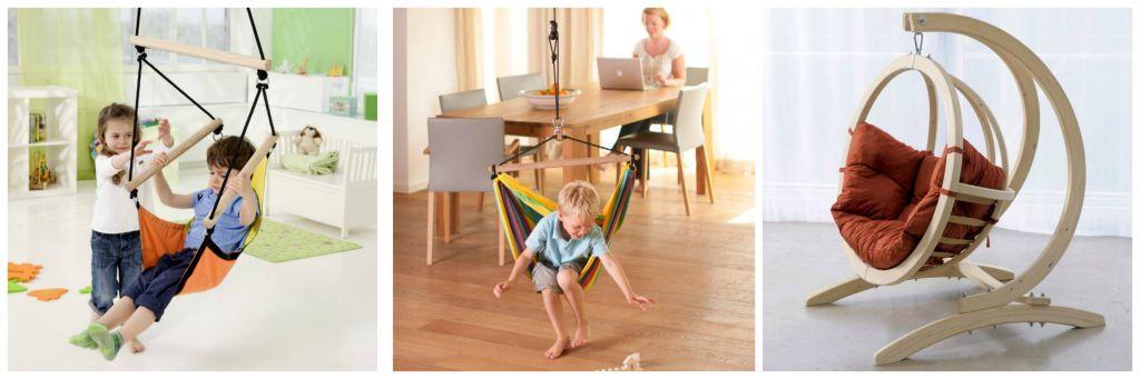 Een kinderhangstoel is leuk, mooi én gezond!