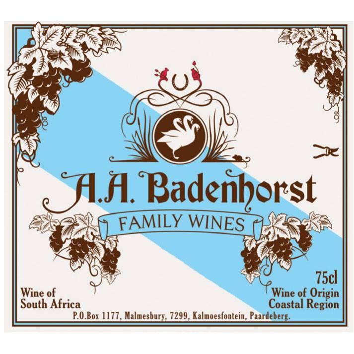 A. A. Badenhorst