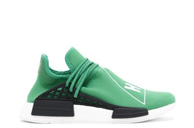 "Adidas NMD PW ""HUMAN RACE"" Green"