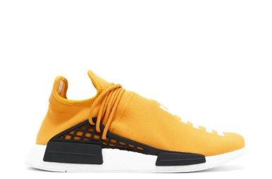 "Adidas NMD PW ""HUMAN RACE"" Tangerine"