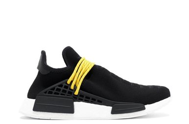 "Adidas NMD PW ""HUMAN RACE"" Black"