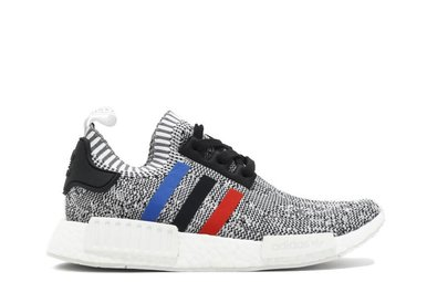 "Adidas NMD R1 PK ""TRI COLOR"" Grey"