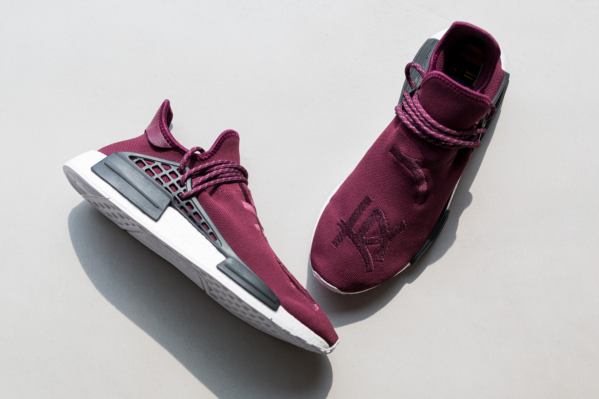 new products official images new arrivals Adidas NMD Human Race