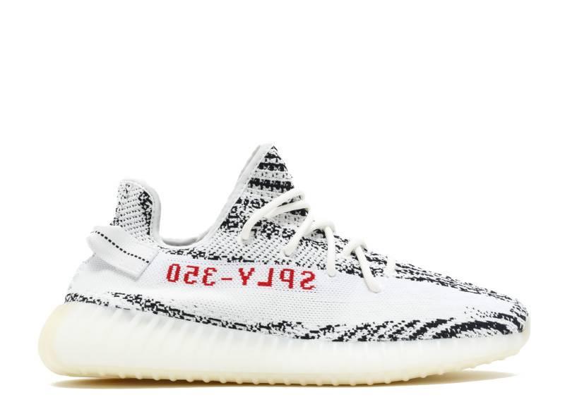 adidas schuhe männer yeezy zebra