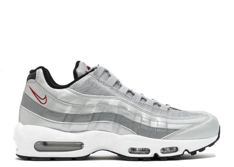 """Nike Nike Air Max 95 Premium QS """"SILVER BULLET"""""""