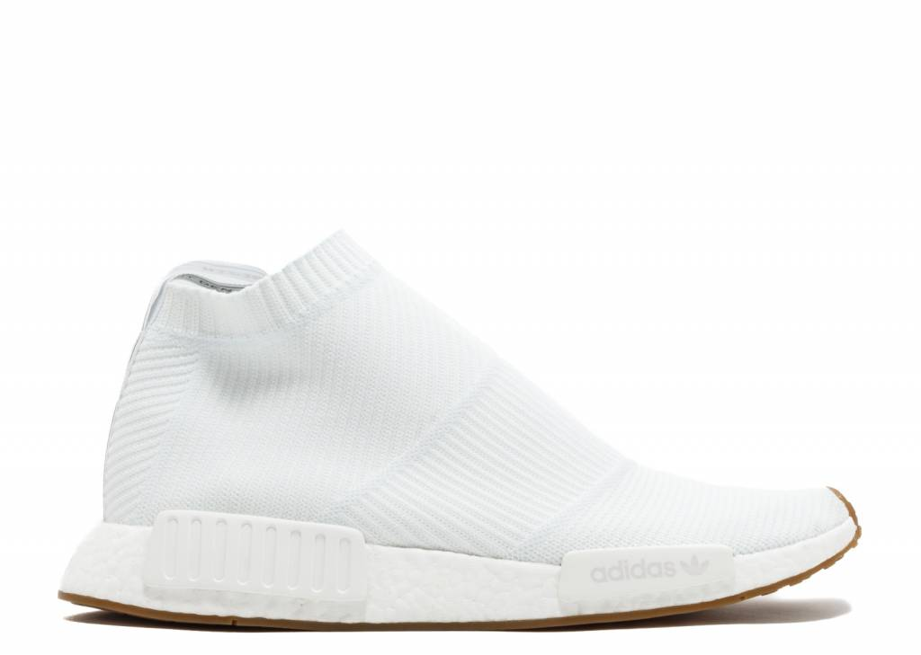 Adidas  Adidas NMD City Sock Gum Pack White