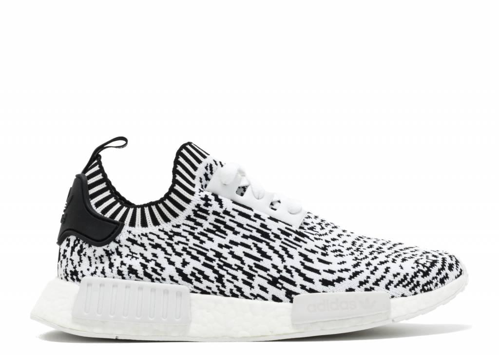 reputable site f82cd db311 adidas nmd cs1 gum city sock primeknit black size 5 10 boost
