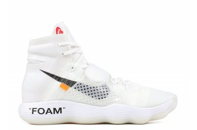 "Nike Air Hyperdunk Flyknit ""OFF-WHITE"""